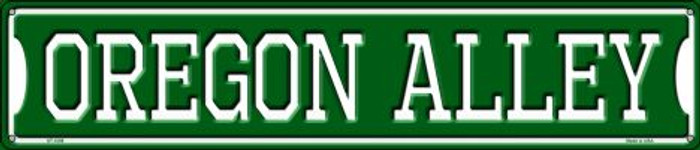 Oregon Alley Wholesale Novelty Metal Street Sign ST-1089