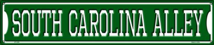 South Carolina Alley Wholesale Novelty Metal Street Sign ST-1091