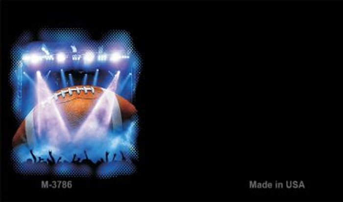 Football Offset Wholesale Novelty Metal Magnet M-3786