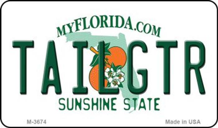 Tailgtr Florida Wholesale Novelty Metal Magnet M-3674