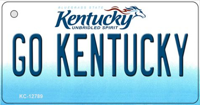 Go Kentucky Wholesale Novelty Metal Key Chain KC-12789