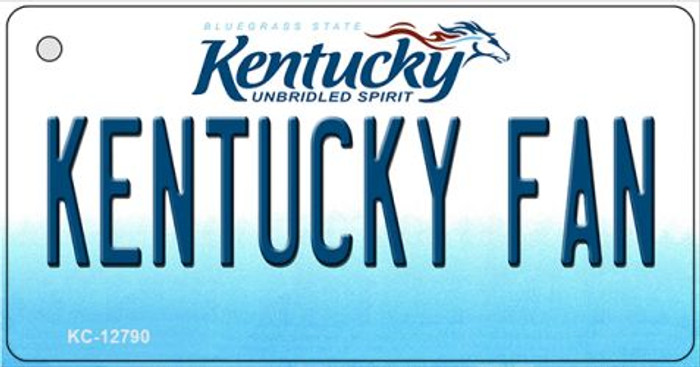 Kentucky Fan Wholesale Novelty Metal Key Chain KC-12790
