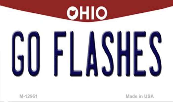 Go Flashes Wholesale Novelty Metal Magnet M-12961