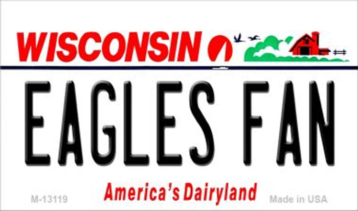 Eagles Fan Wholesale Novelty Metal Magnet M-13119
