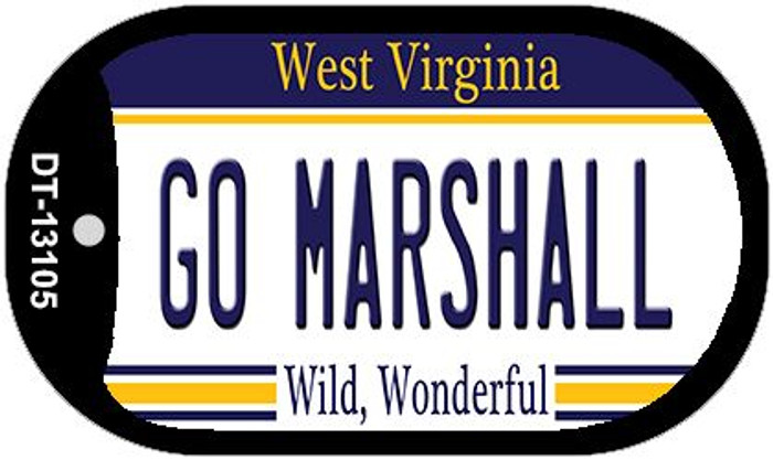 Go Marshall Wholesale Novelty Metal Dog Tag Necklace DT-13105