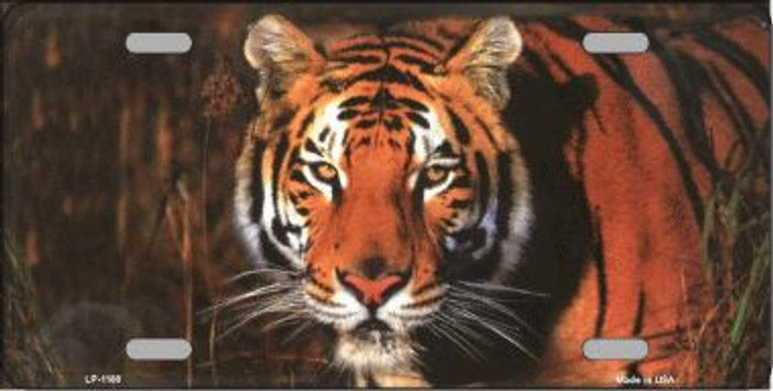 Tiger Novelty Wholesale Metal License Plate LP-1188