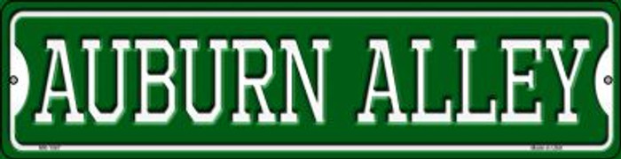 Auburn Alley Wholesale Novelty Mini Metal Street Sign MK-1067