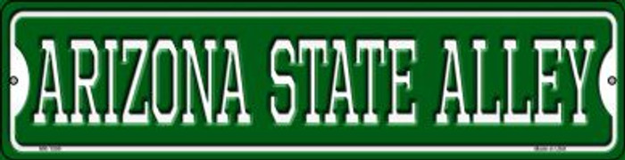 Arizona State Alley Wholesale Novelty Mini Metal Street Sign MK-1099