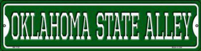Oklahoma Alley Wholesale Novelty Mini Metal Street Sign MK-1103