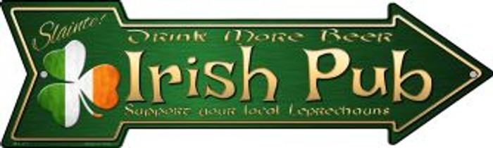 Irish Pub Wholesale Novelty Mini Metal Arrow MA-277