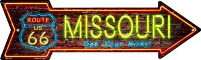Missouri Wholesale Novelty Mini Metal Arrow MA-300