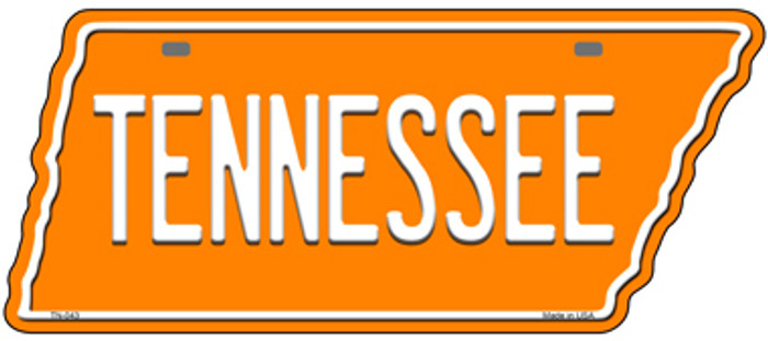 Tennessee Wholesale Novelty Metal Tennessee License Plate Tag TN-043