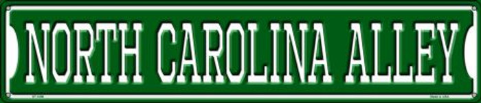 North Carolina Alley Wholesale Novelty Metal Street Sign ST-1096