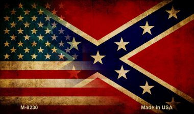 American Confederate Flag Novelty Wholesale Magnet