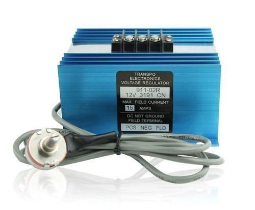 External voltage regulator