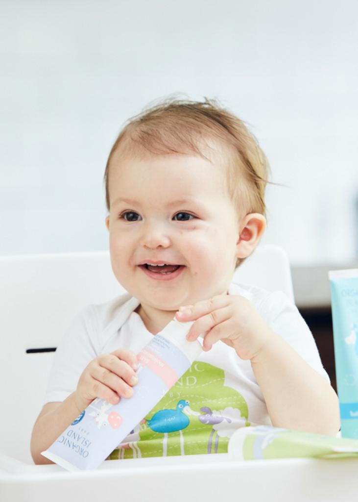 Baby Moisturising Milk