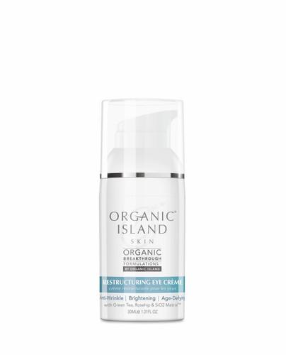 Organic Island Restructuring Eye Creme | OrganicIsland