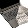 SticKey's © Chromebook Key Skin Covers for HP 11 G4 - Protect and Change Your Keyboard Layout - EU to UK Layout
