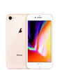 Refurbished Apple iPhone 8 64GB Gold - Full view