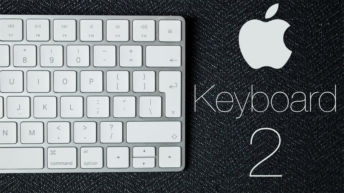 Genuine Apple keyboards lovingly refurbished at Refurbo