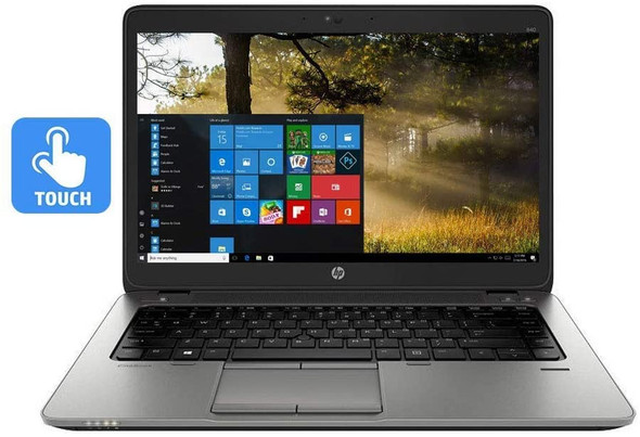 "Refurbished HP EliteBook 840 G3 14"" i5 16GB 256GB SSD"
