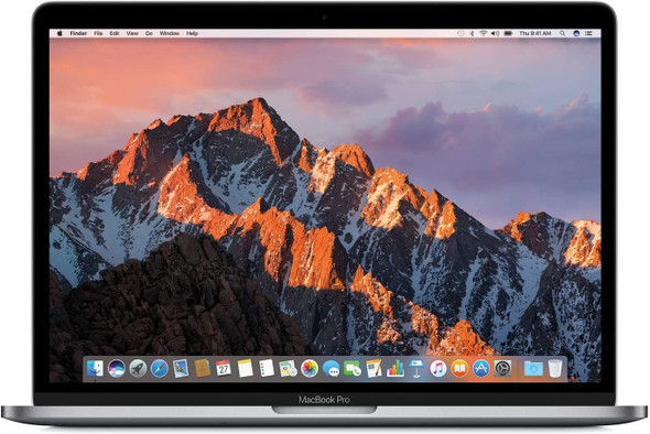 "Apple Macbook Pro Retina A1708 13"" (Mid 2017) i5 8GB 128GB SSD - Silver"