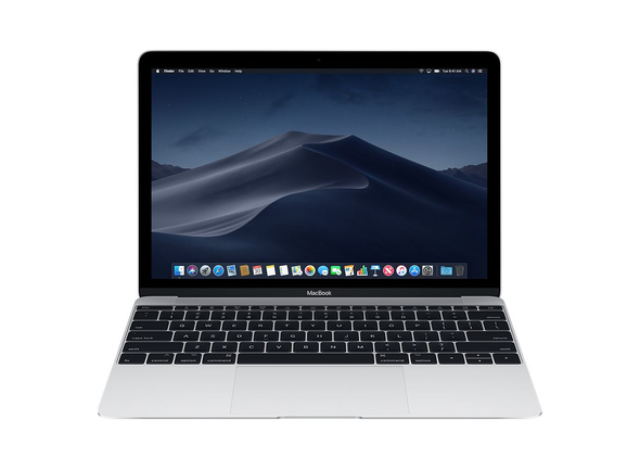 "Apple Macbook A1534 12"" (Mid 2017) i5 8GB 512GB SSD - Silver"