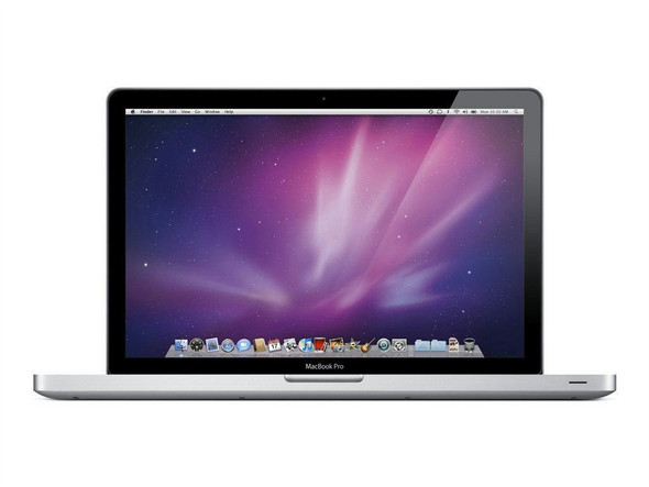 "Apple Macbook A1286 15"" Widescreen i5-520M 4GB 500GB HDD MAC OSX"