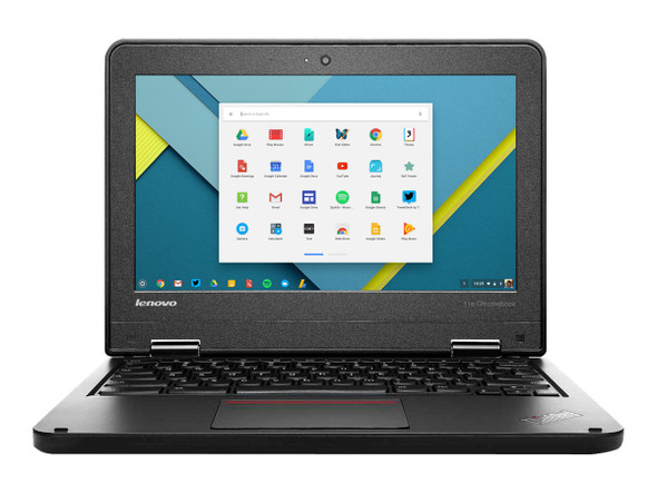 Refurbished Lenovo Chromebook 11E Intel Celeron 4GB RAM 16GB SSD