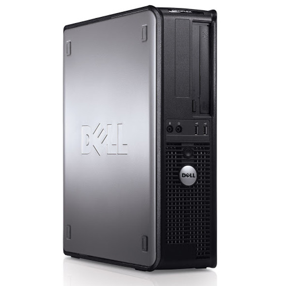 Refurbished Dell OptiPlex 780 QD 8GB 120GB SSD Win 10 Home