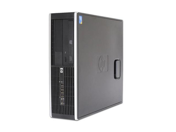 Refurbished HP Compaq 6300 SFF i5 4GB RAM 250GB Win 10 Home