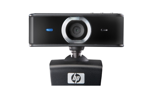 HP KQ246AA deluxe 1.3mp USB webcam