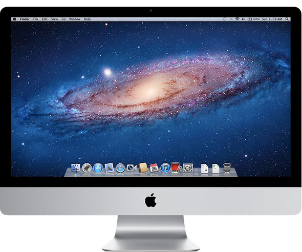 "Refurbished Apple iMac 21.5"" (Mid 2011) i5 4GB 1TB HDD"