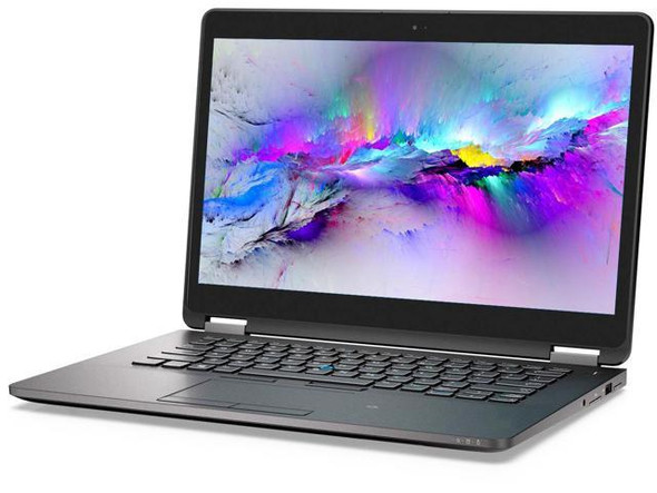 "Refurbished Dell Latitude E7470 14"" Full HD display"