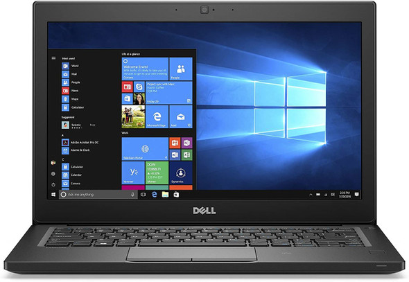 "Refurbished Dell Latitude 7280 12.5"" Touchscreen i7 8GB 512GB W10 Pro"