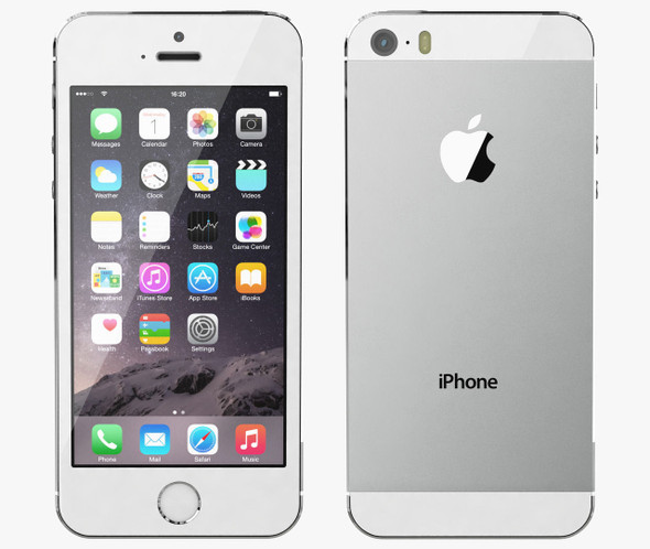 Refurbished Apple iPhone 5S 16GB Silver