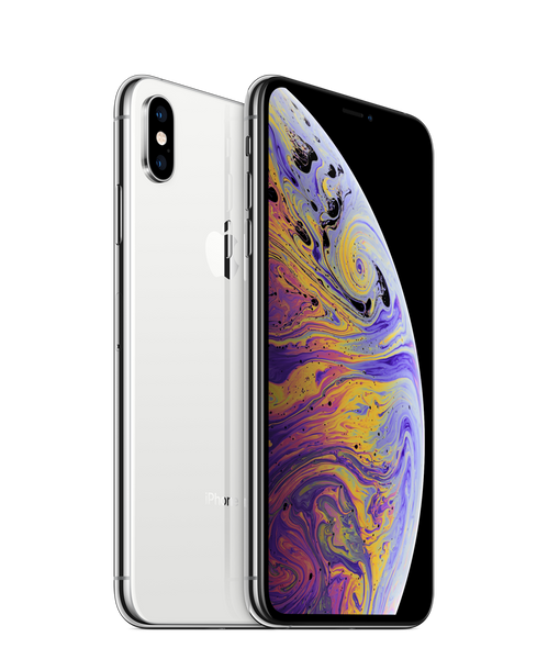 Refurbished Apple iPhone XS Max 256GB Silver Grade B