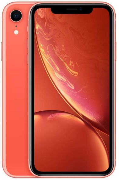 Refurbished Apple iPhone XR 64GB Coral