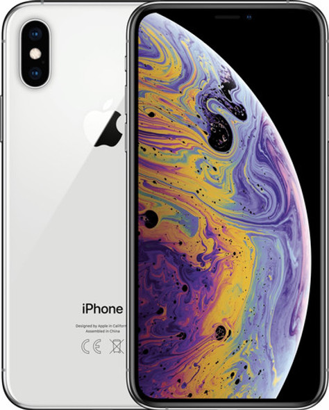 Refurbished Apple iPhone XS Max 64GB Silver