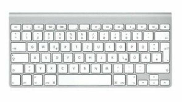 Apple Magic 1 Keyboard German Layout