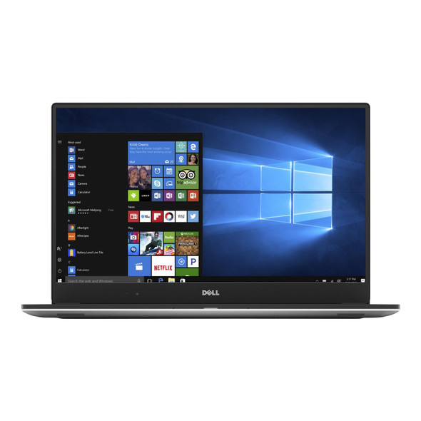 "Refurbished Dell Precision M5520 15.6"" i7 32GB 512GB SSD W10 Pro"