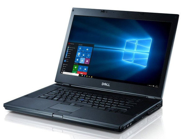 "Refurbished Dell Latitude E6410 14.1"" i5 8GB 256SSD W10 Pro"
