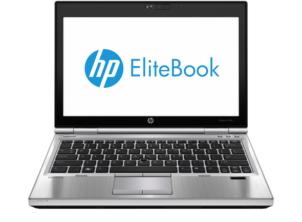 "Refurbished HP EliteBook 2570P 12.5"" i5 8GB 320GB HDD W10 Pro"