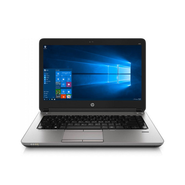 "Refurbished HP 645 G1 14"" AMD A8 8GB 320GB HDD W10 Home"