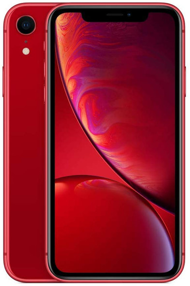Refurbished Apple iPhone XR 64GB Red - Very Good