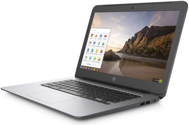 chromebook 14 G4 - right side ports