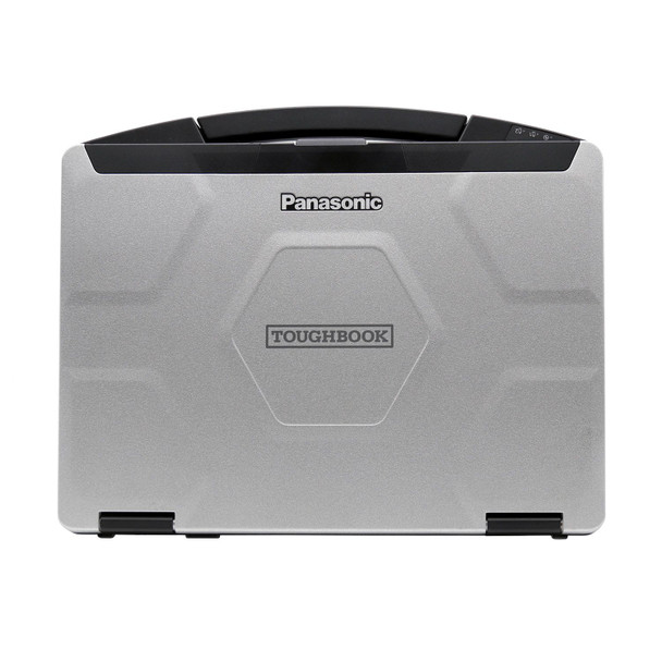 Toughbook-CF-54-lid silver with handle