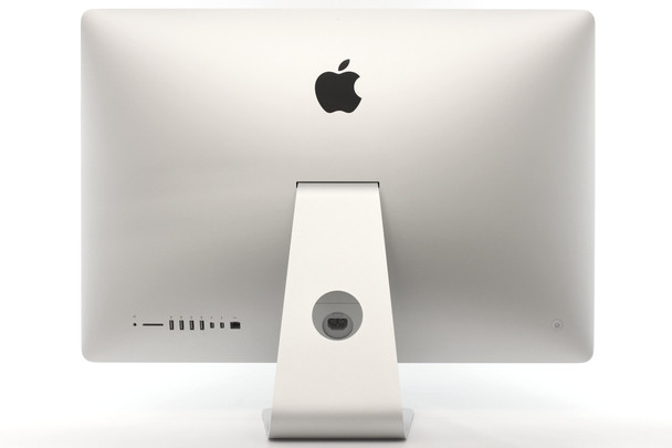 "Refurbished Apple iMac 27"" (Late 2012) back plate and ports -silver"