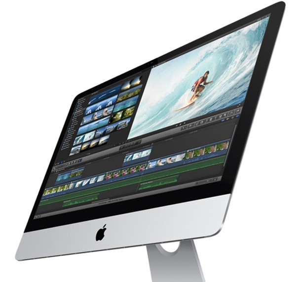 "Refurbished Apple iMac 27"" (Late 2012) dual storage 128GB SSD + 1TB HDD"
