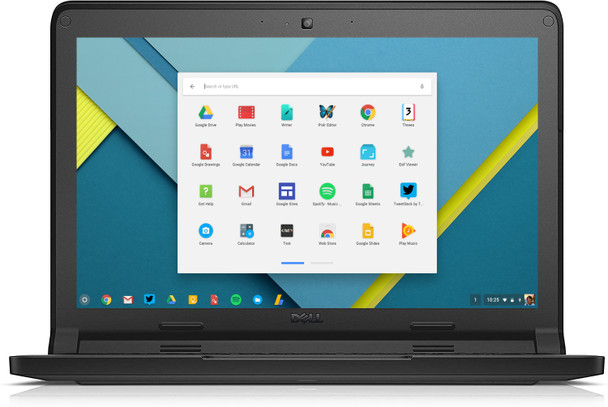 Refurbished Dell Chromebook 3120 Touchscreen with EasyThreed 3D Printer